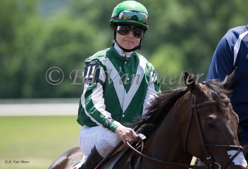 Amanda Tamburello at Belterra Park. 06.14.2014