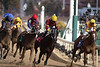 Big Drama with Eibar Coa up wins The Breeders' Cup Sprint at Churchill Downs. 11.06.2010.<br /> photo Ed Van Meter