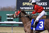 Betterlookout with Natalie Turner at Turfway Park. 03.23.2013