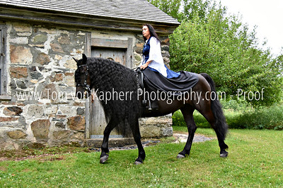 Milday And The School House, Tom von Kapherr Photography.com