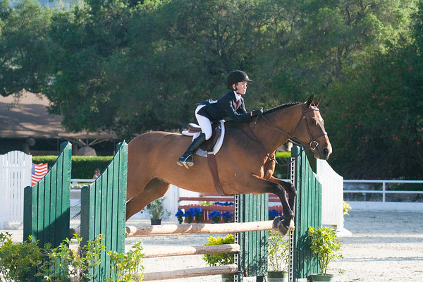 91st Annual Flintridge Horse Show 2012