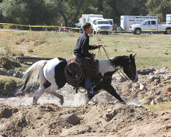 Extreme Cowboy Race, Descanso - October 16, 2009