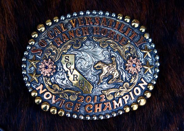 Ranch Horse Versatility - Norco, June 3, 2012