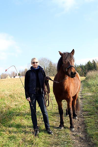 Eli med Rôgn- Stuene