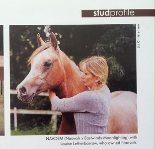 Louise & Naadem S&S 2001