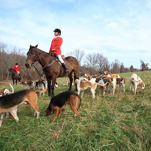 Hill Girt Farm, Dec 2011