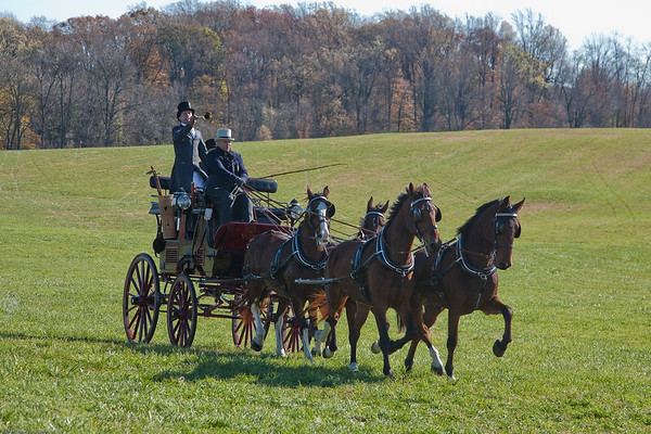 Pennsylvania Hunt Cup - Carriages