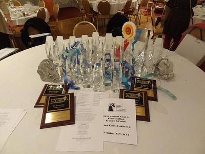 The awards won by Knollwood Farm Ltd.