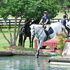 Longwood, 2013. Shaggy Mane and I schooling XC with Lucinda Green.