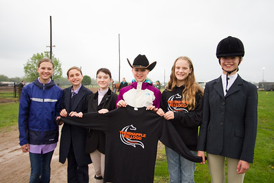 Junior Equestrian Team Show