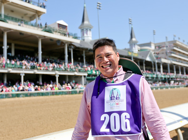Kentucky Oaks Day 2015