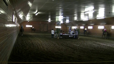 Saddle Seat Pleasure Class (1A).