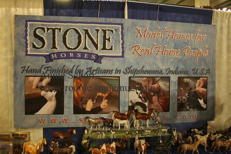 Stone Horses - Models