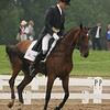Boyd Martin<br /> Shatzi W<br /> Richland Horse Trials<br /> Dressage<br /> August 20 2009