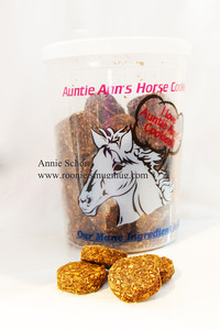 Auntie Ann's Horse Cookies