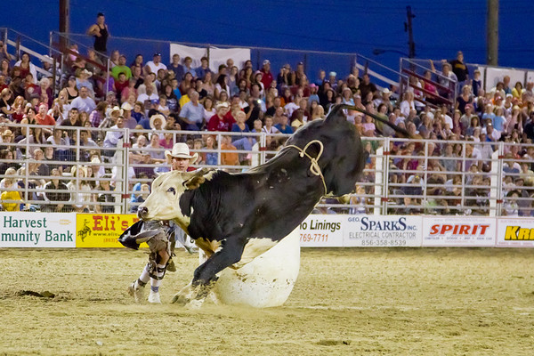 Cowtown Rodeo - 9/3/2011