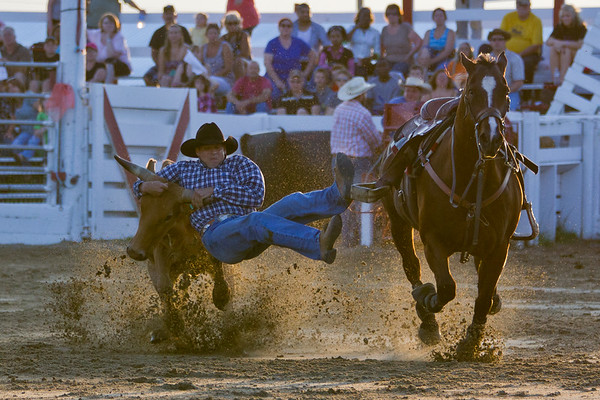Cowtown Rodeo - June 23, 2012