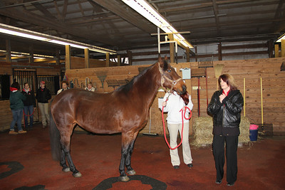Rutgers Equine Science Center 2011