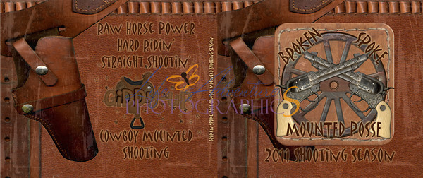 2011 Broken Spoke Cowboy Mounted Shooting cover - Page 001
