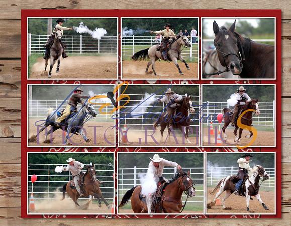 2011 Broken Spoke Cowboy Mounted Shooting - Page 011