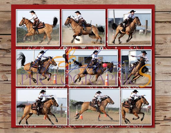 2011 Broken Spoke Cowboy Mounted Shooting - Page 002