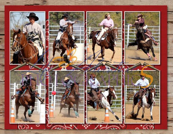 2011 Broken Spoke Cowboy Mounted Shooting - Page 024
