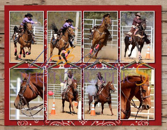 2011 Broken Spoke Cowboy Mounted Shooting - Page 028
