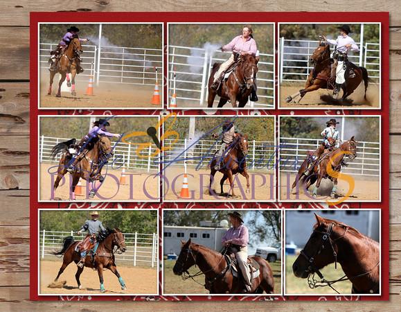 2011 Broken Spoke Cowboy Mounted Shooting - Page 027