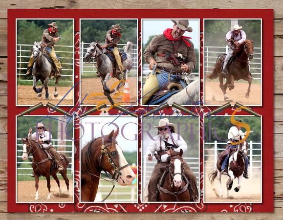 2011 Broken Spoke Cowboy Mounted Shooting - Page 008