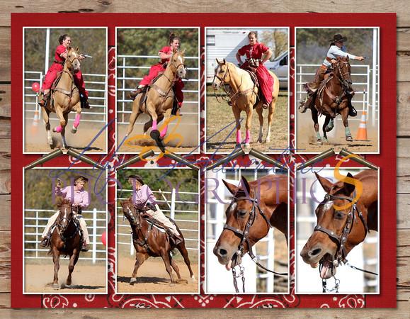 2011 Broken Spoke Cowboy Mounted Shooting - Page 032