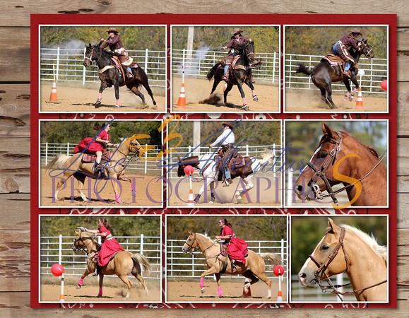 2011 Broken Spoke Cowboy Mounted Shooting - Page 025