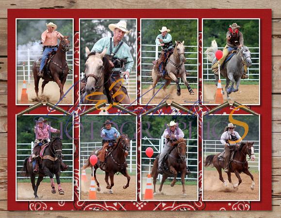 2011 Broken Spoke Cowboy Mounted Shooting - Page 020