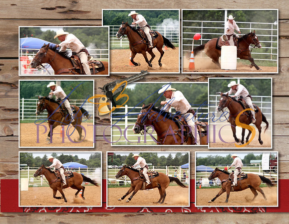 Campbell Cowboy Mounted Shooting 2011 - Page 007