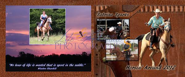 Sabrina Horsin Aroung 2012 cover - Page 001