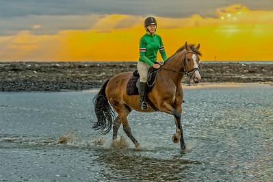 MargateBeach-Horses-splash-07