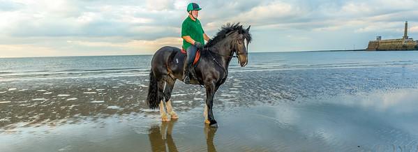 MargateBeach-Horses-splash-57