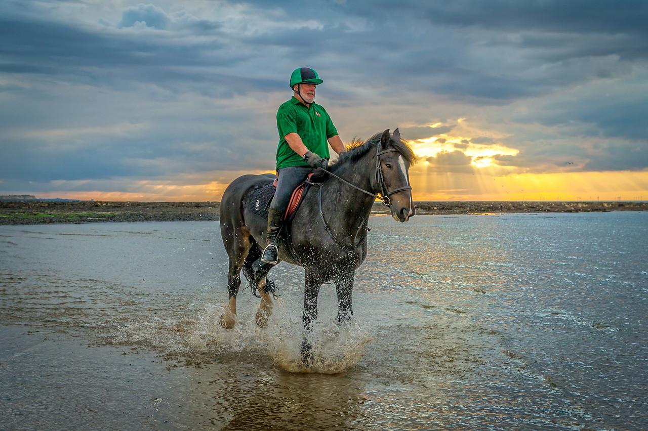 MargateBeach-Horses-splash-12
