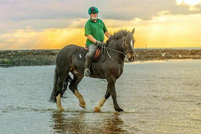 MargateBeach-Horses-splash-04