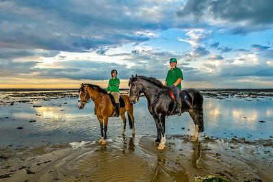 MargateBeach-Horses-splash-58