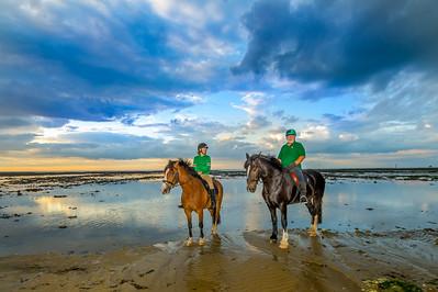 MargateBeach-Horses-splash-59