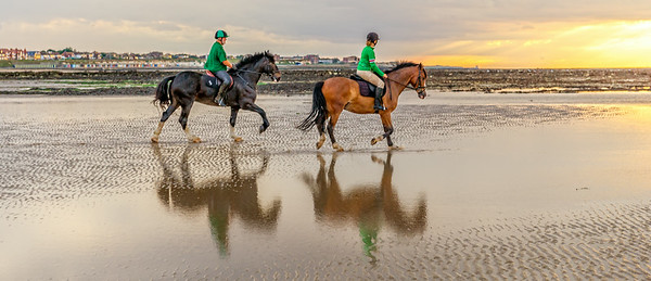 MargateBeach-Horses-splash-40