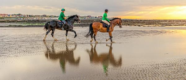 MargateBeach-Horses-splash-40