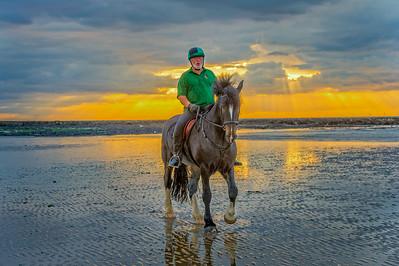 MargateBeach-Horses-splash-30