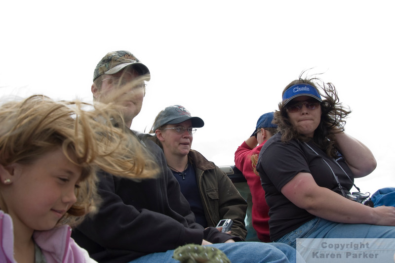 DSC_0192HighRes - Windcross Conservancy Clinic - Visit to Neil & Kitty UiBreaslain (aka Brislawn) of Star Flower Spanish Mustangs in Oshoto, Wyoming.