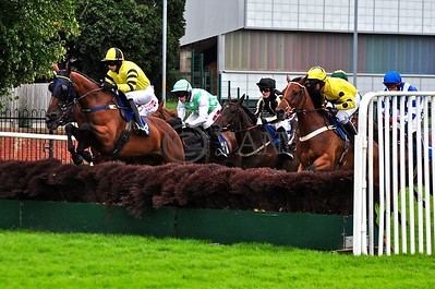 Worcester Races 6th August 2010