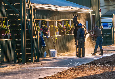 Preakness Shower Time