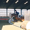 Feb./March, 02'. Casey riding Mr. Handsome at Vince Dugan's Independence Horse Shows in Unionville, Pa.