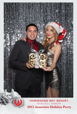 Horseshoe Bay Resort Holiday Party 2015