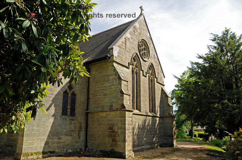 All Saints Church, Highbrook. 01.06.2019 19240