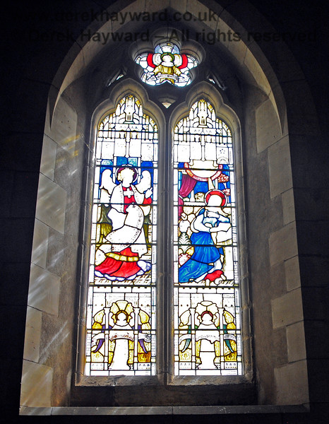 All Saints Church, Highbrook. 01.06.2019 19257